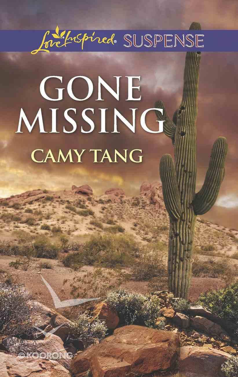 Gone Missing (Love Inspired Suspense Series) eBook