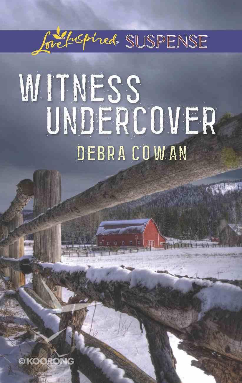 Witness Undercover (Love Inspired Suspense Series) eBook