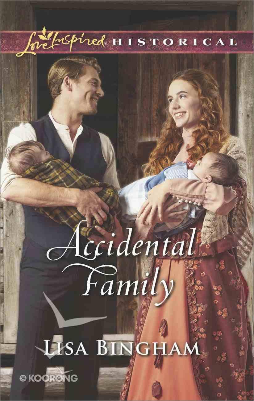 Accidental Family (The Bachelors of Aspen Valley) (Love Inspired Series Historical) Mass Market