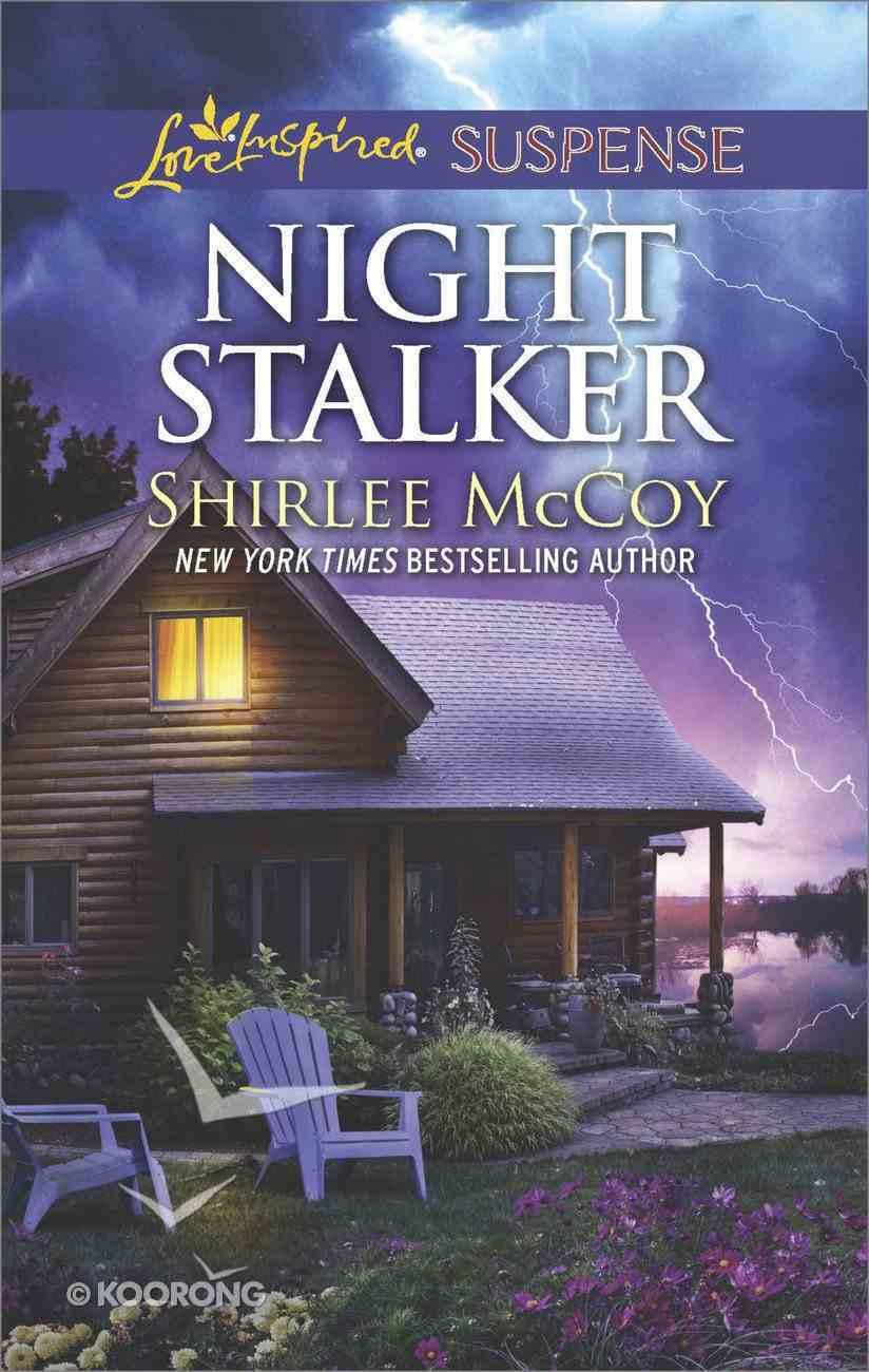 Night Stalker (Fbi: Special Crimes Unit) (Love Inspired Suspense Series) Mass Market