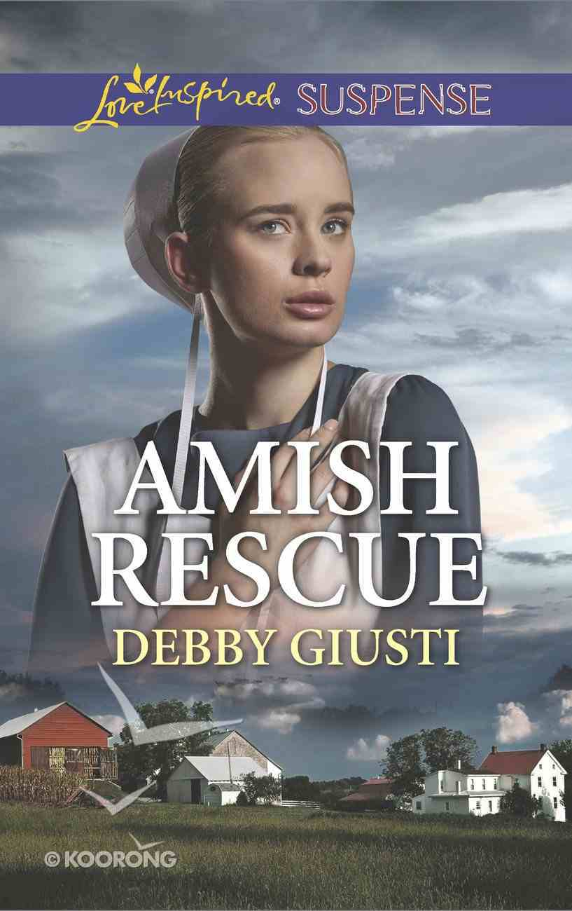 Amish Rescue (Love Inspired Suspense Series) Mass Market