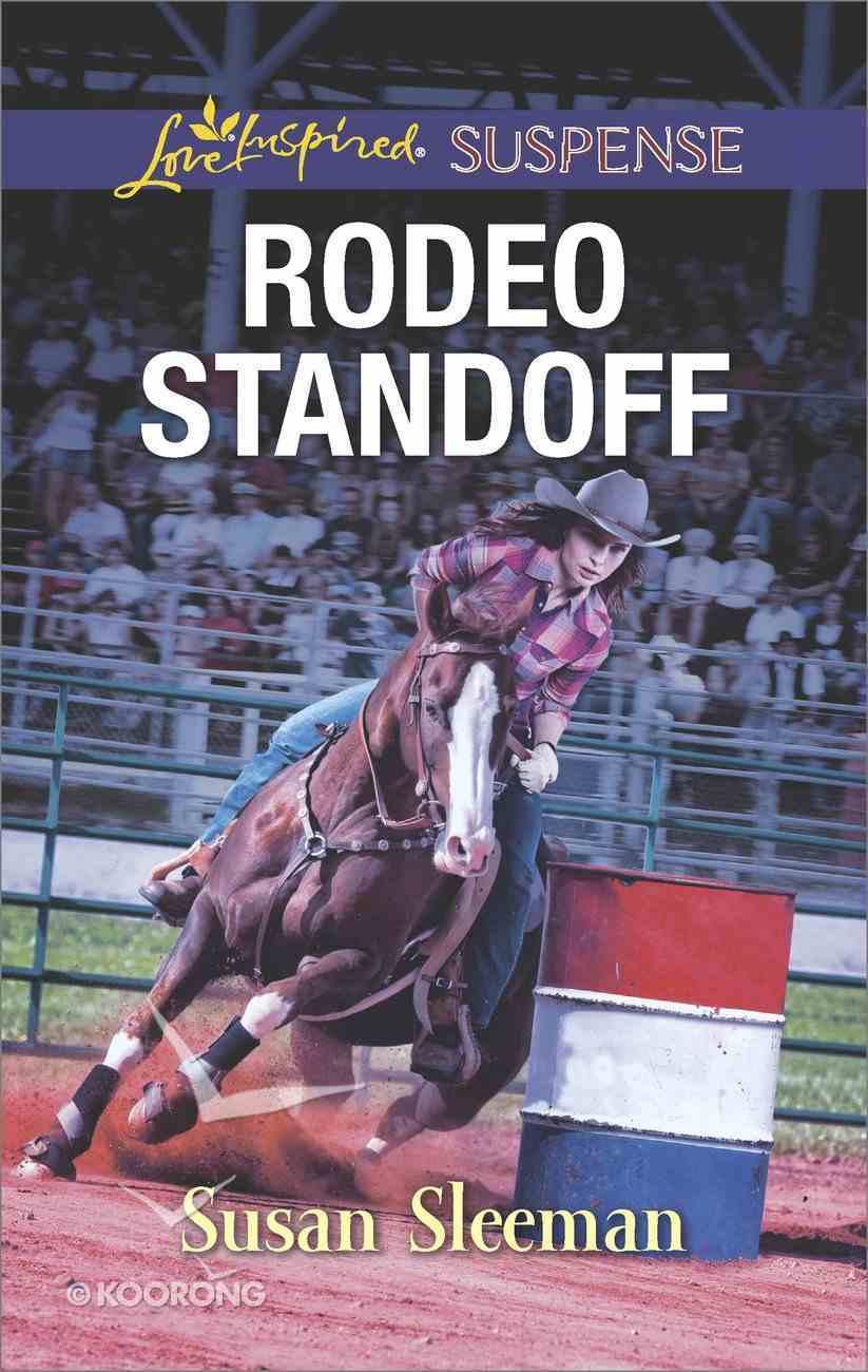 Rodeo Standoff (Mckade Law #02) (Love Inspired Suspense Series) Mass Market
