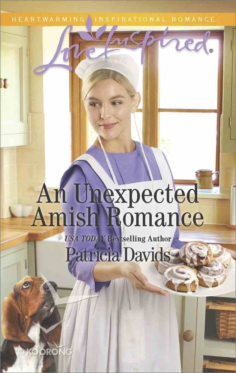 An Unexpected Amish Romance (Love Inspired Series) Mass Market