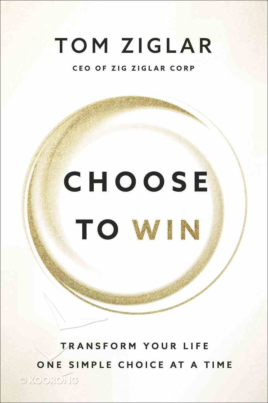 Choose to Win eBook