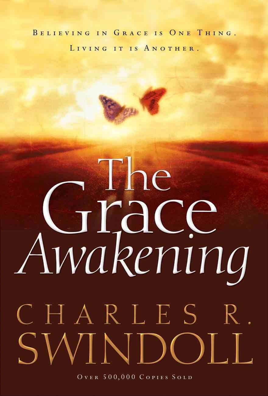 The Grace Awakening (Unabridged, Mp3) CD