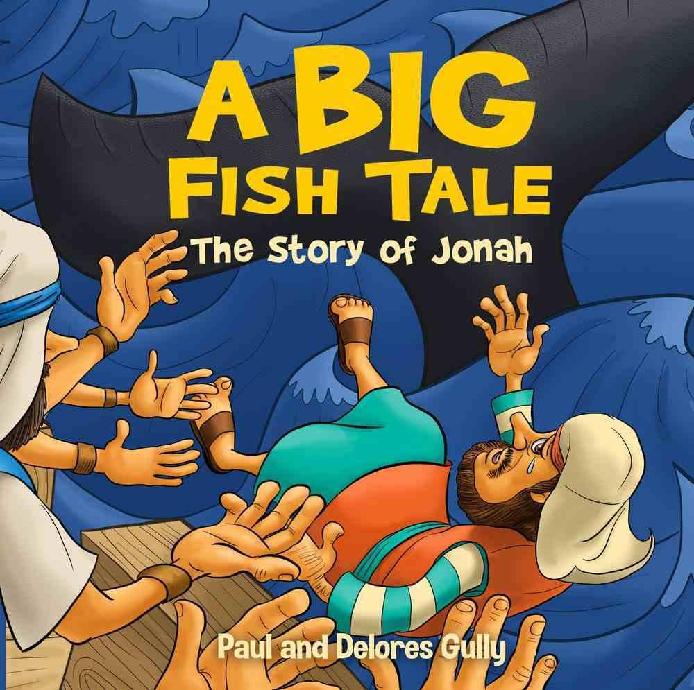 A Big Fish Tale eBook