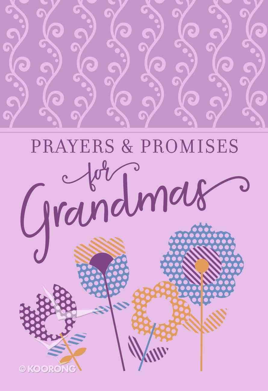 Prayers & Promises For Grandmas eBook
