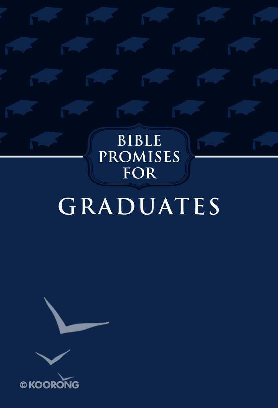 Bible Promises For Graduates Blueberry eBook