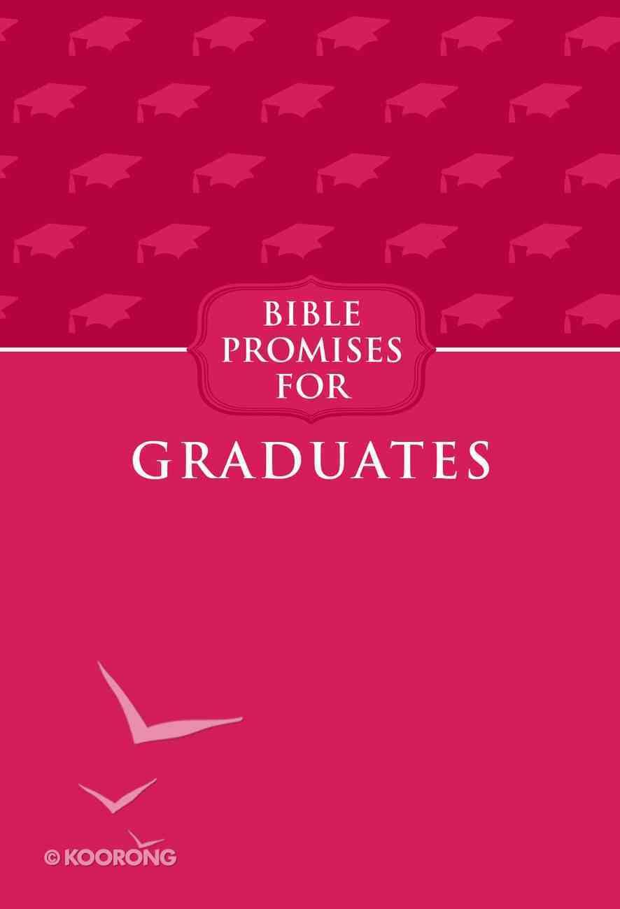 Bible Promises For Graduates Raspberry eBook