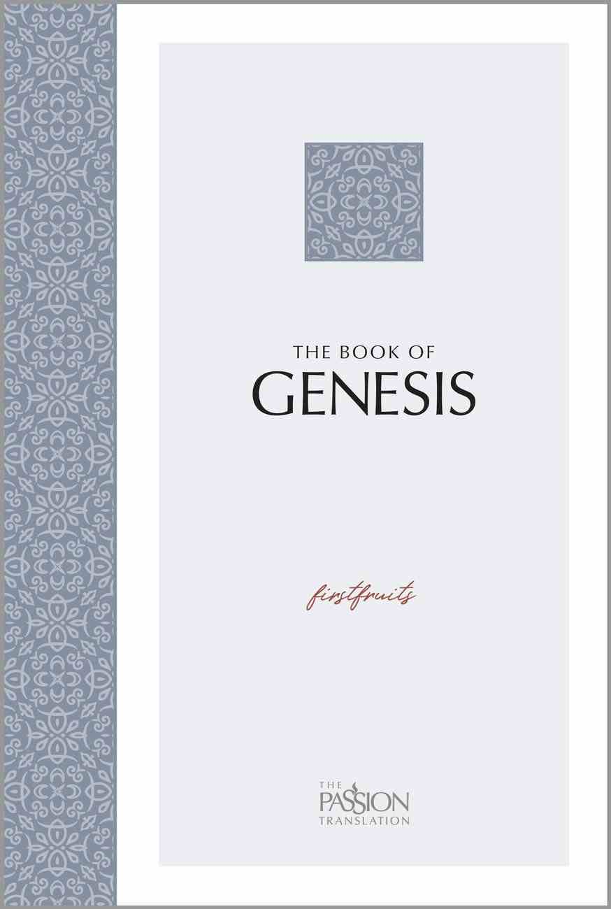 The Book of Genesis eBook