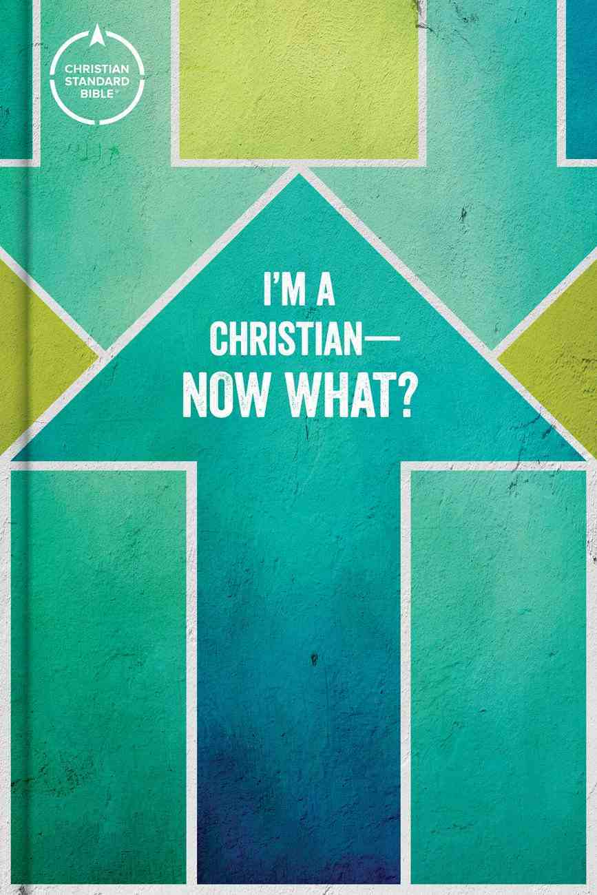 CSB I'm a Christian?Now What? Bible For Kids, Epub eBook