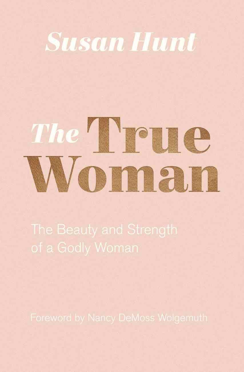 The True Woman eBook
