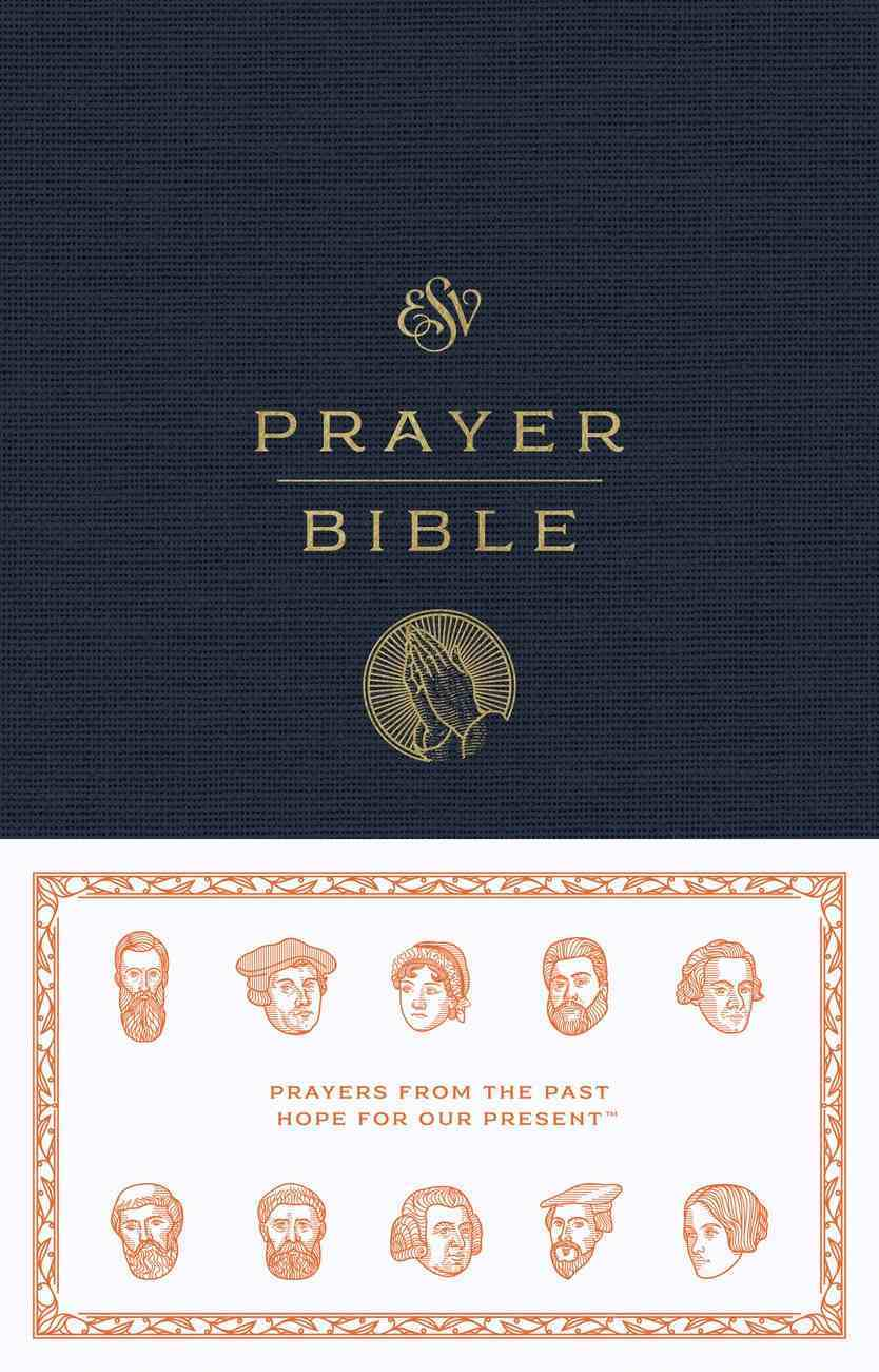 ESV Prayer Bible (Black Letter Edition) eBook