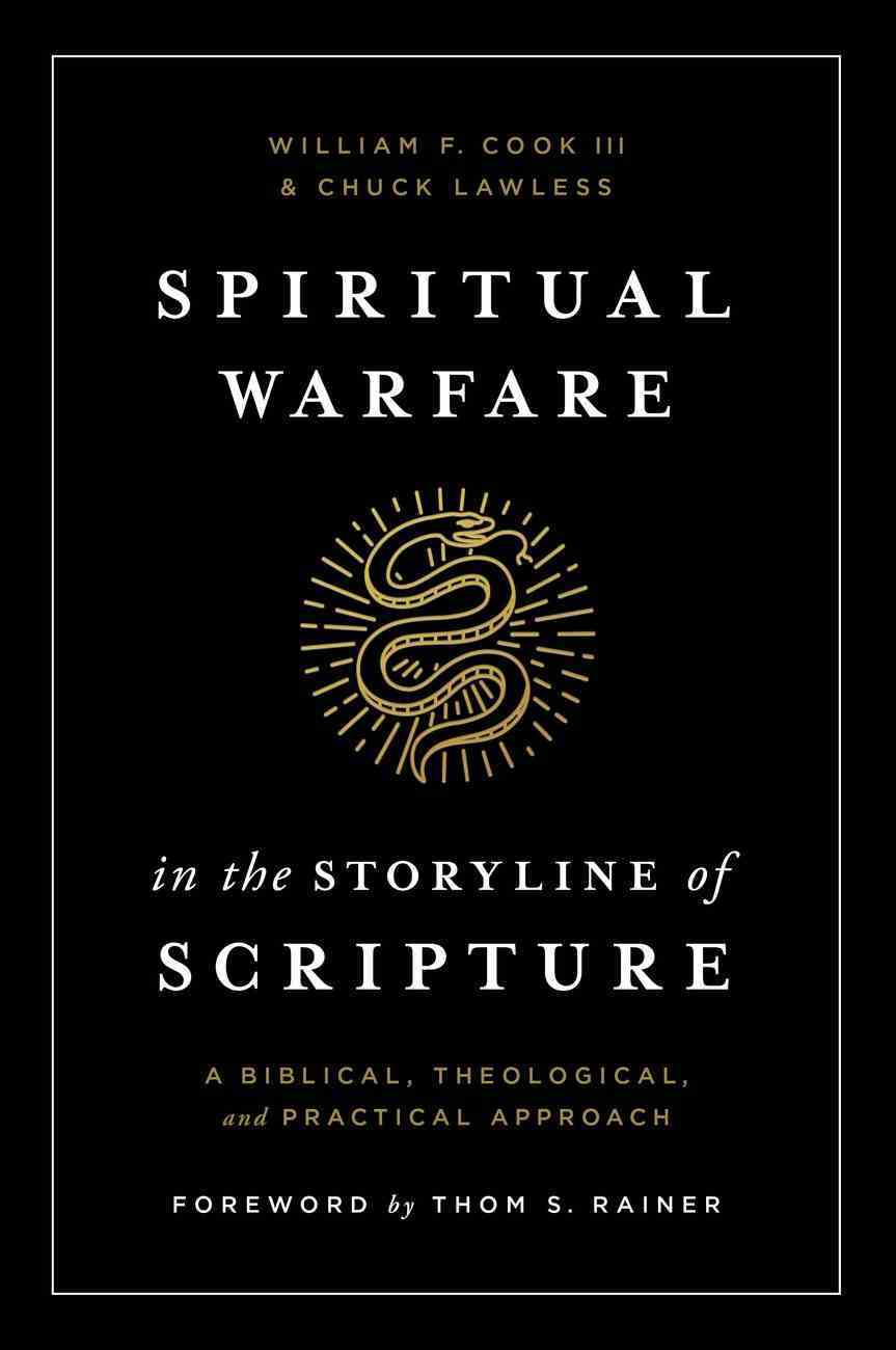 Spiritual Warfare in the Storyline of Scripture eBook