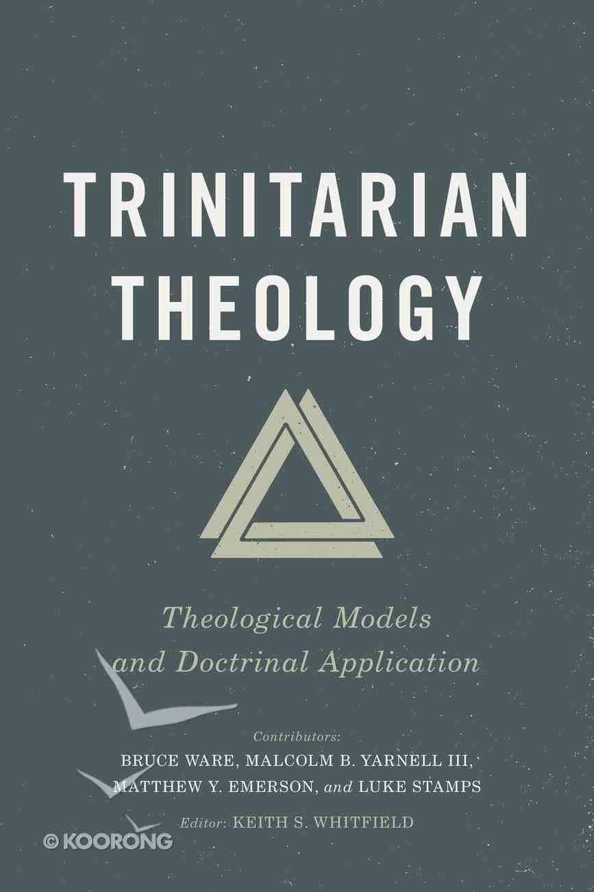 Trinitarian Theology eBook