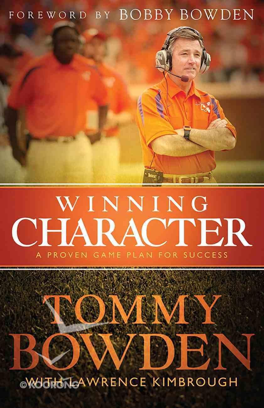Winning Character eBook