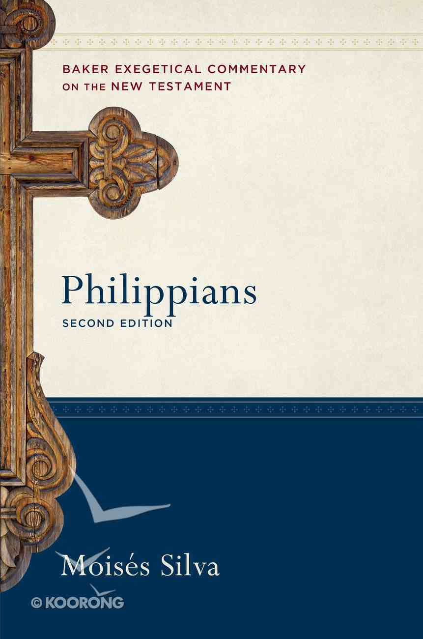 Philippians (Baker Exegetical Commentary On The New Testament Series) eBook
