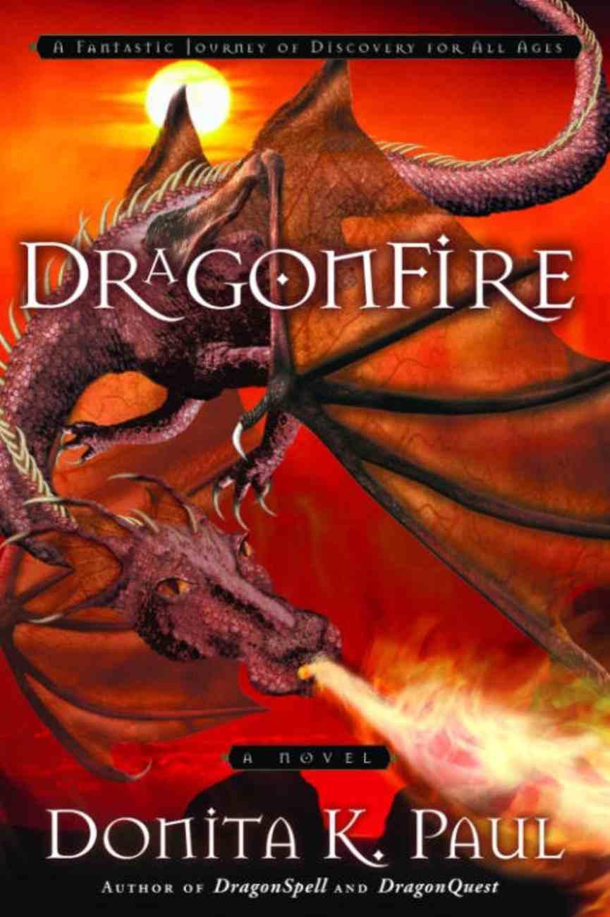 Dragonfire (Unabridged, 10 CDS) (#04 in Dragonkeeper Chronicles Audio Series) CD