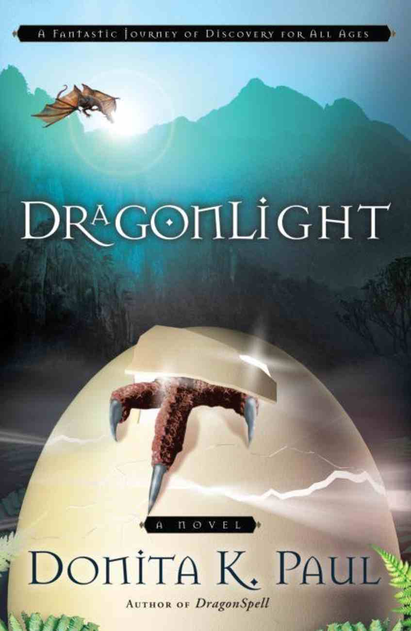 Dragonlight (Unabridged, MP3) (#05 in Dragonkeeper Chronicles Audio Series) CD