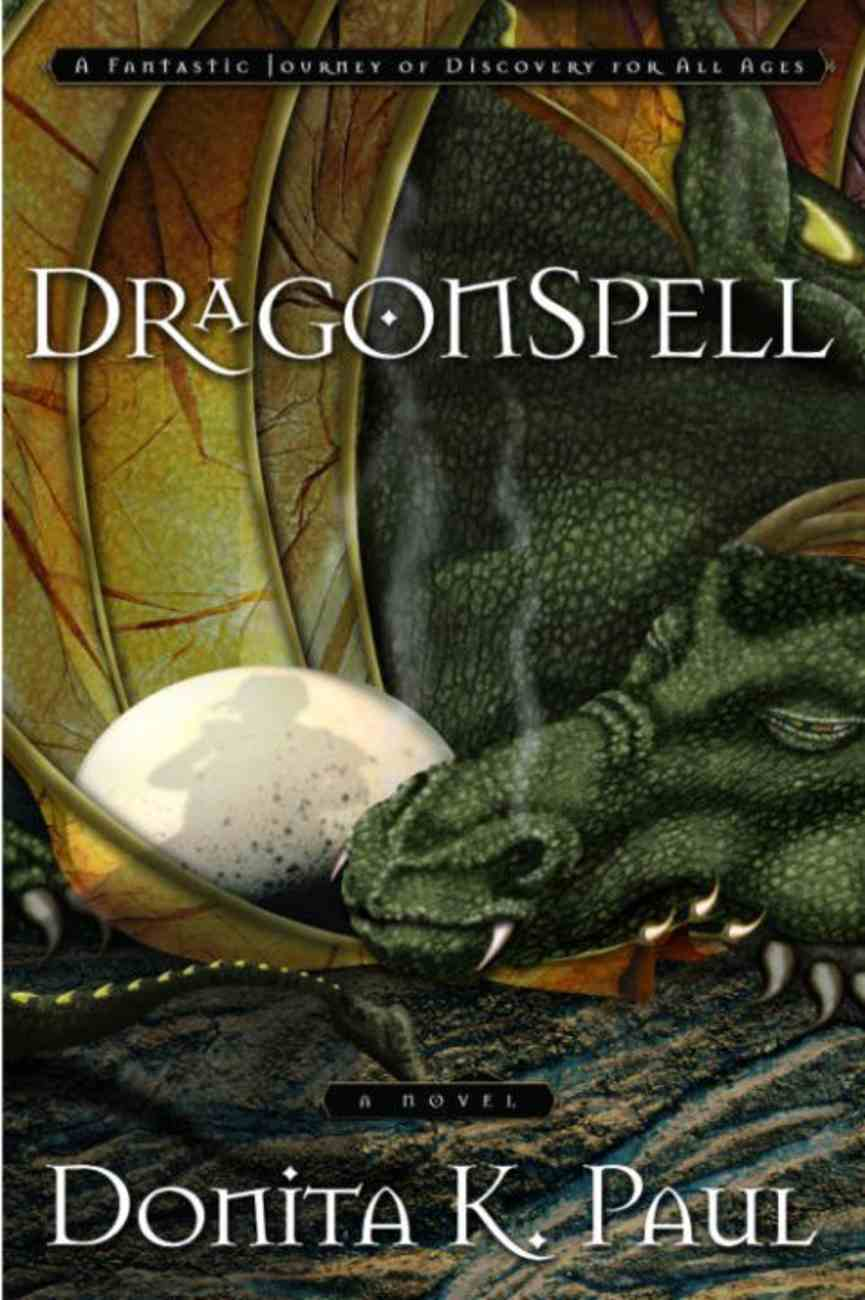 Dragonspell (Unabridged, MP3) (#01 in Dragonkeeper Chronicles Audio Series) CD