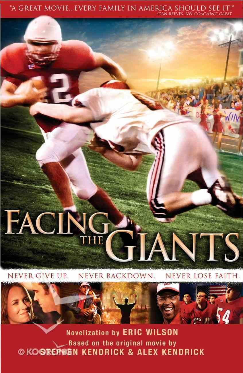 Facing the Giants (Abridged, 4 Cds) CD