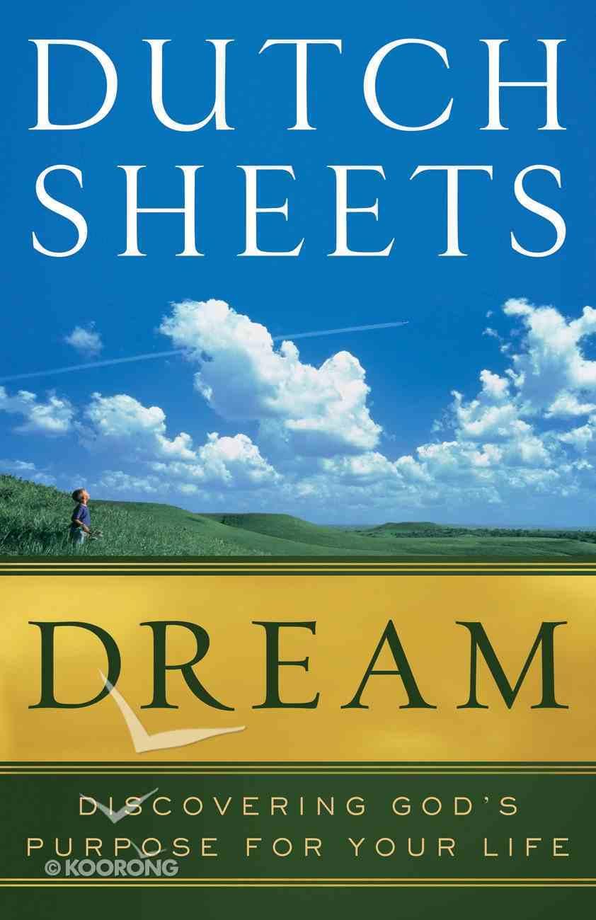 Dream (Unabridged, 4cds) CD