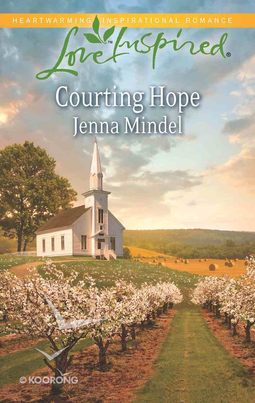 Courting Hope (Love Inspired Series) eBook