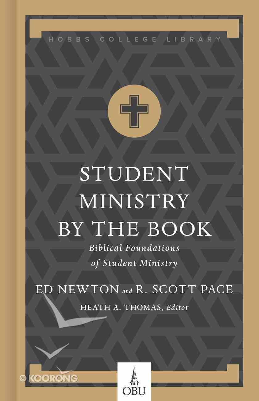 Student Ministry By the Book eBook