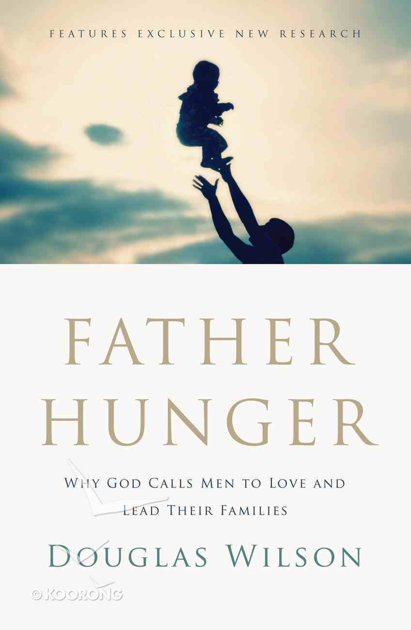 Father Hunger (Unabridged, Mp3) CD