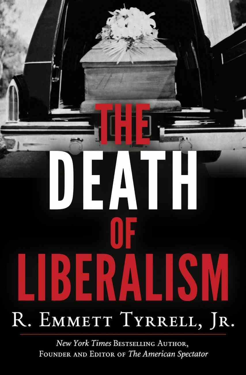 The Death of Liberalism (Unabridged, Mp3) CD
