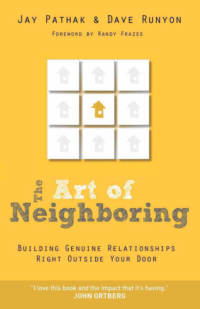 The Art of Neighboring (Unabridged, Mp3) CD
