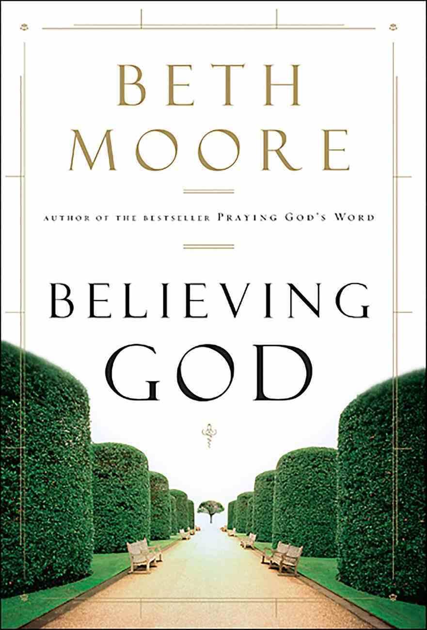 Believing God (Unabridged, 5cds) CD