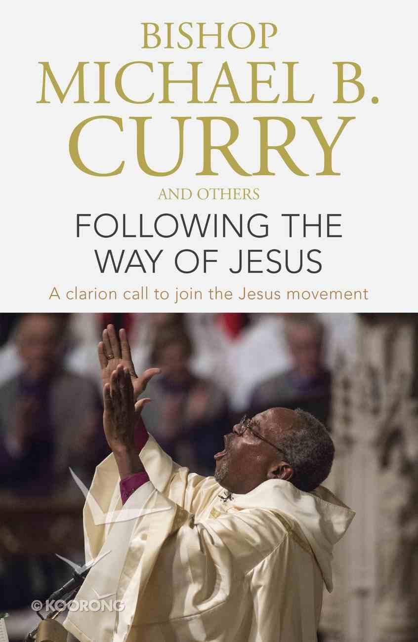 Following the Way of Jesus eBook