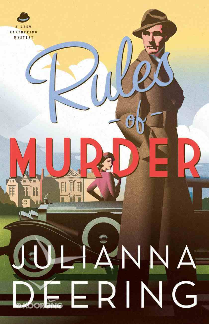 Rules of Murder (Unabridged, 7 CDS) (#01 in Drew Farthering Mystery Audio Series) CD