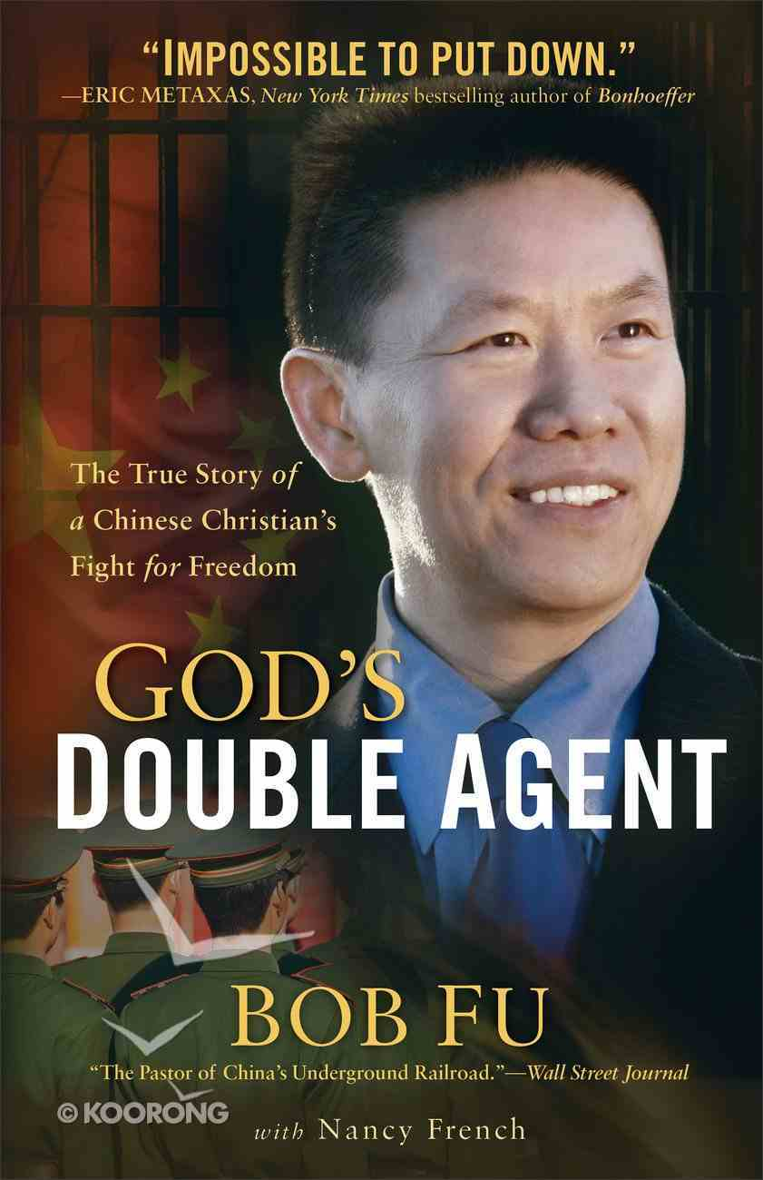 God's Double Agent (Unabridged, Mp3) CD