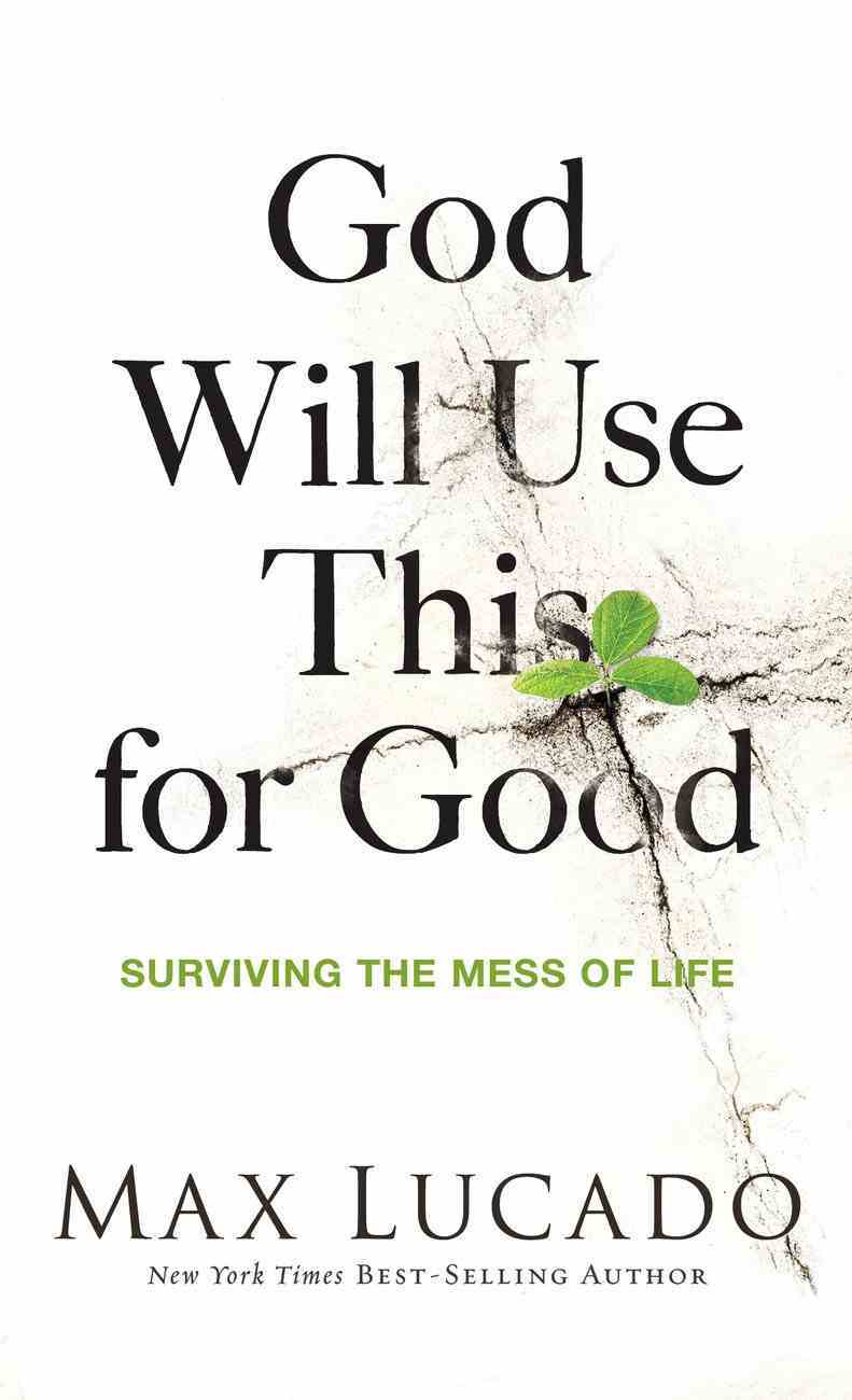God Will Use This For Good (Unabridged, 1 Cd) CD