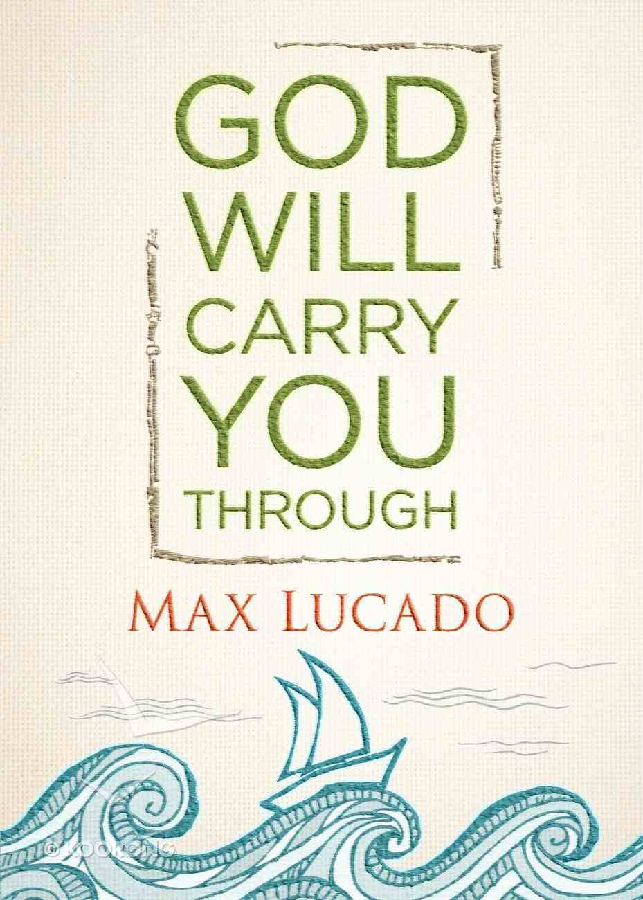God Will Carry You Through (Unabridged, 3 Cds) CD