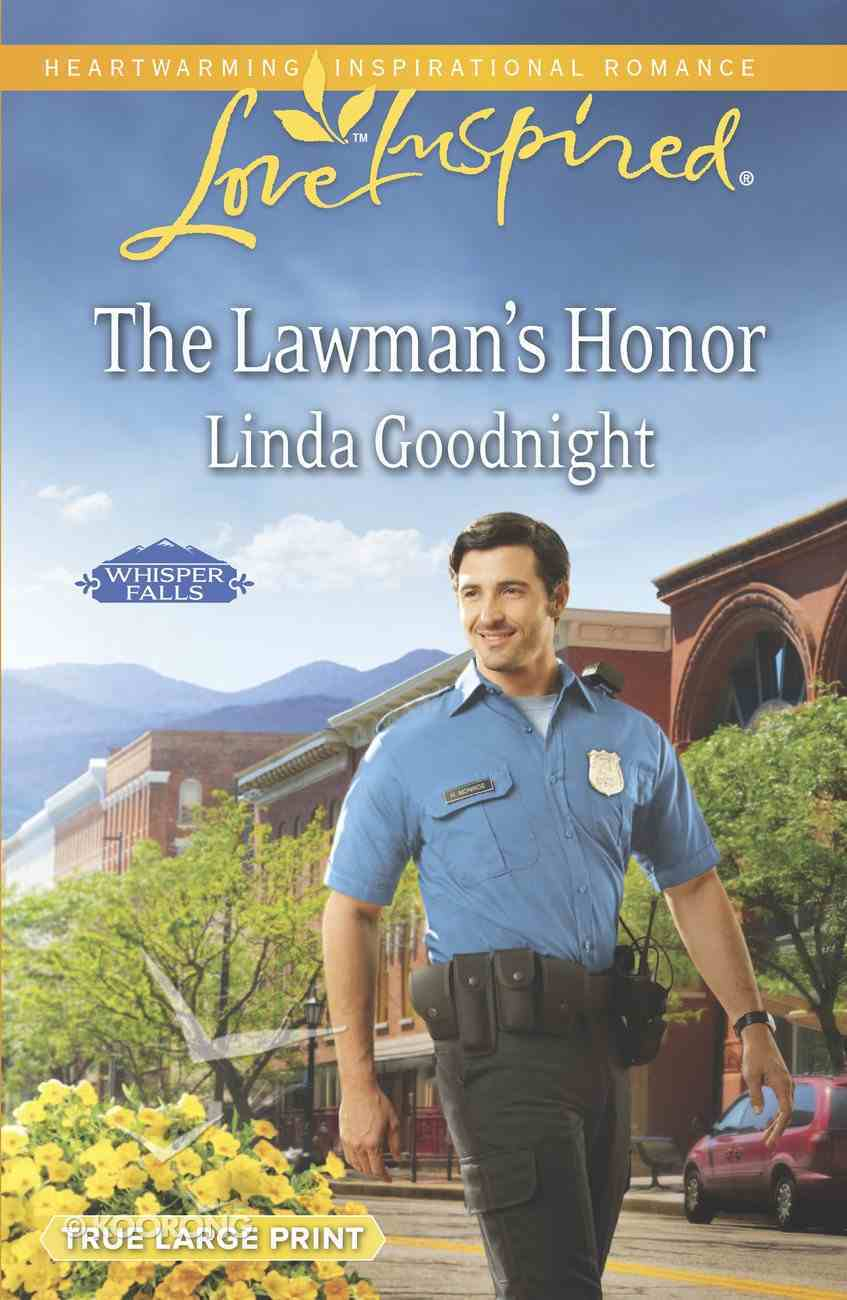 The Lawman's Honour (Love Inspired Series) eBook