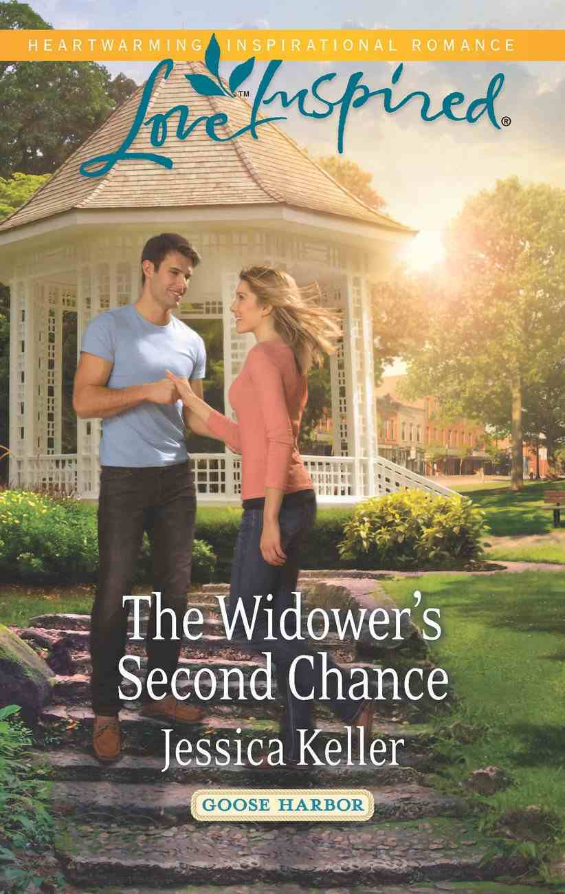 The Widower's Second Chance (Goose Harbour) (Love Inspired Series) eBook