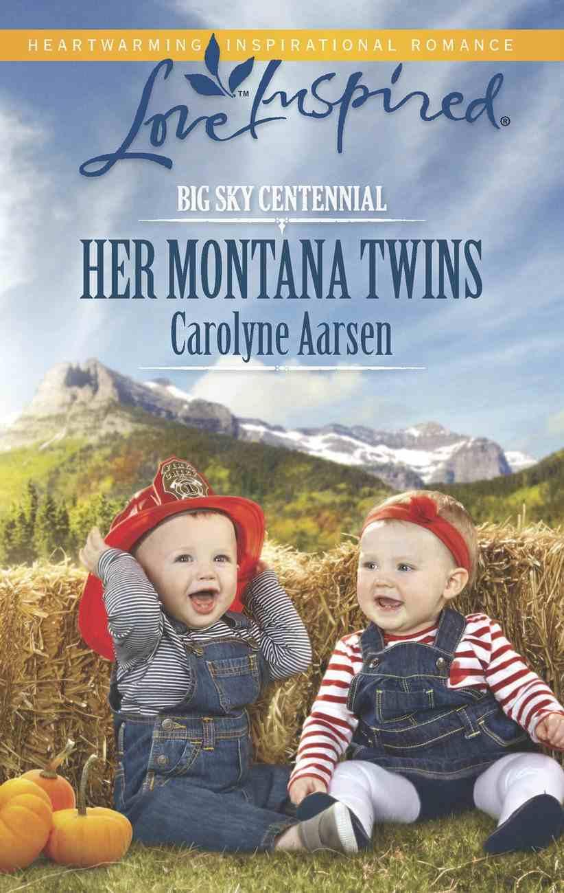 Her Montana Twins (Big Sky Centennial) (Love Inspired Series) eBook