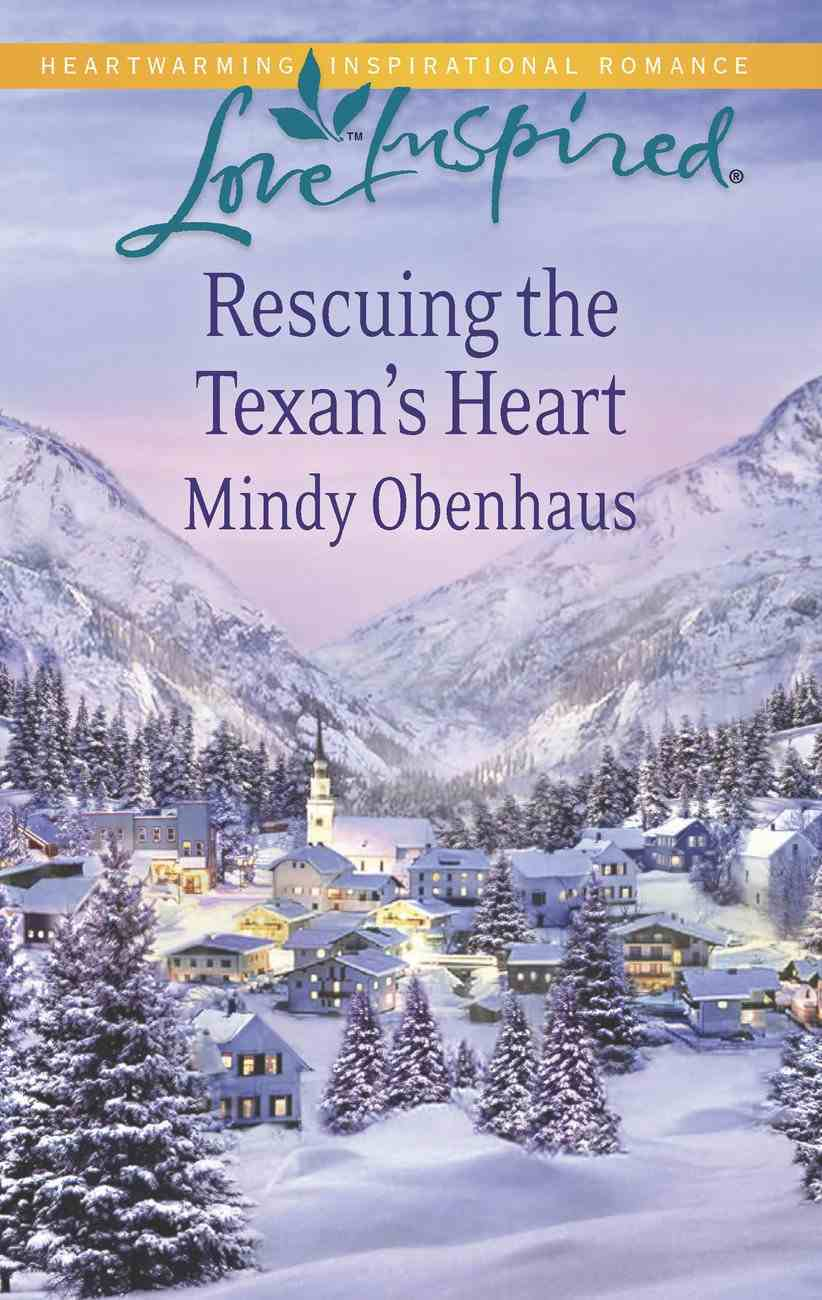 Rescuing the Texan's Heart (Love Inspired Series) eBook