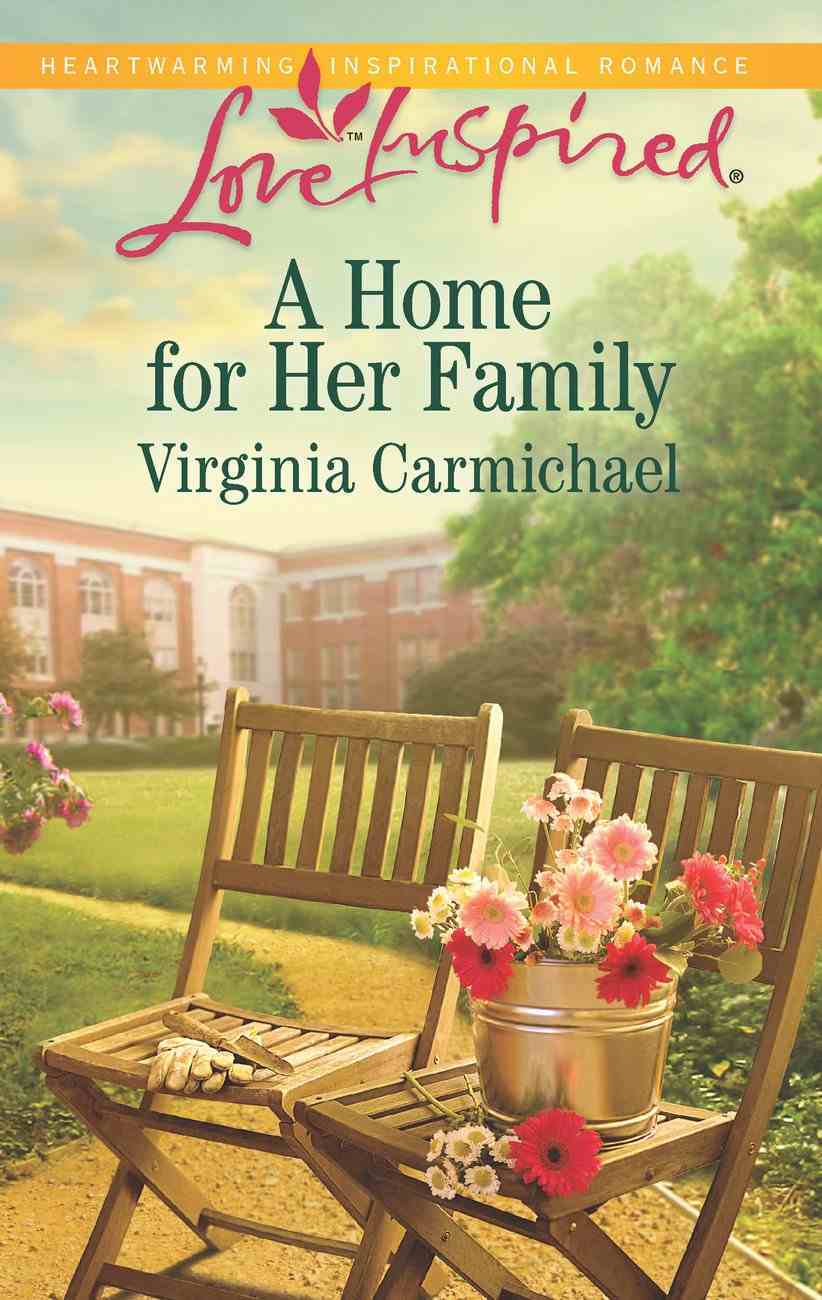 A Home For Her Family (Love Inspired Series) eBook