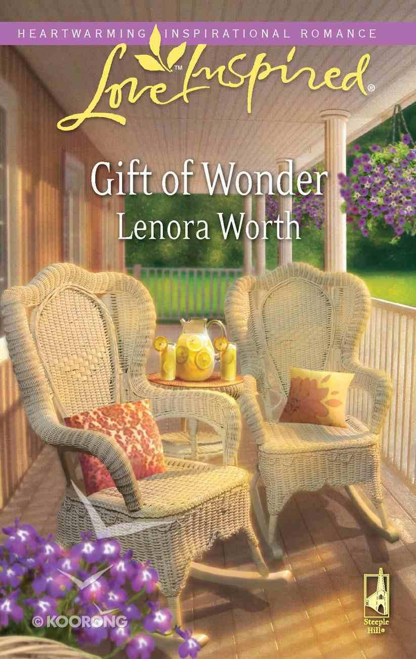 Gift of Wonder (Love Inspired Series) eBook