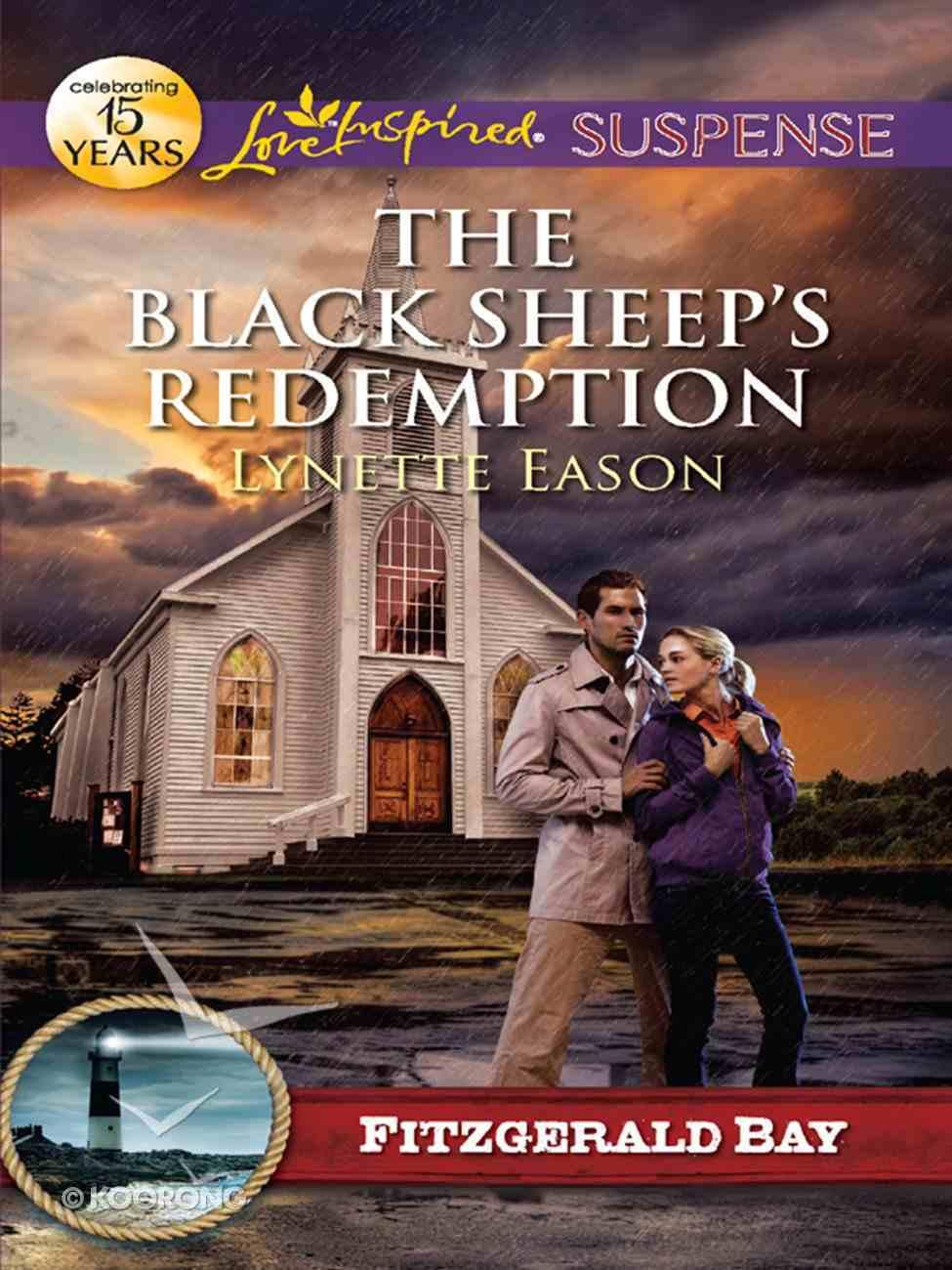 The Black Sheep's Redemption (Fitzgerald Bay) (Love Inspired Suspense Series) eBook