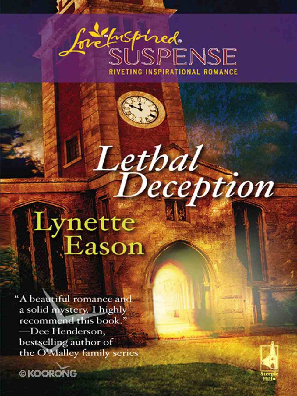 Lethal Deception (Amazing Adventures #01) (Love Inspired Suspense Series) eBook