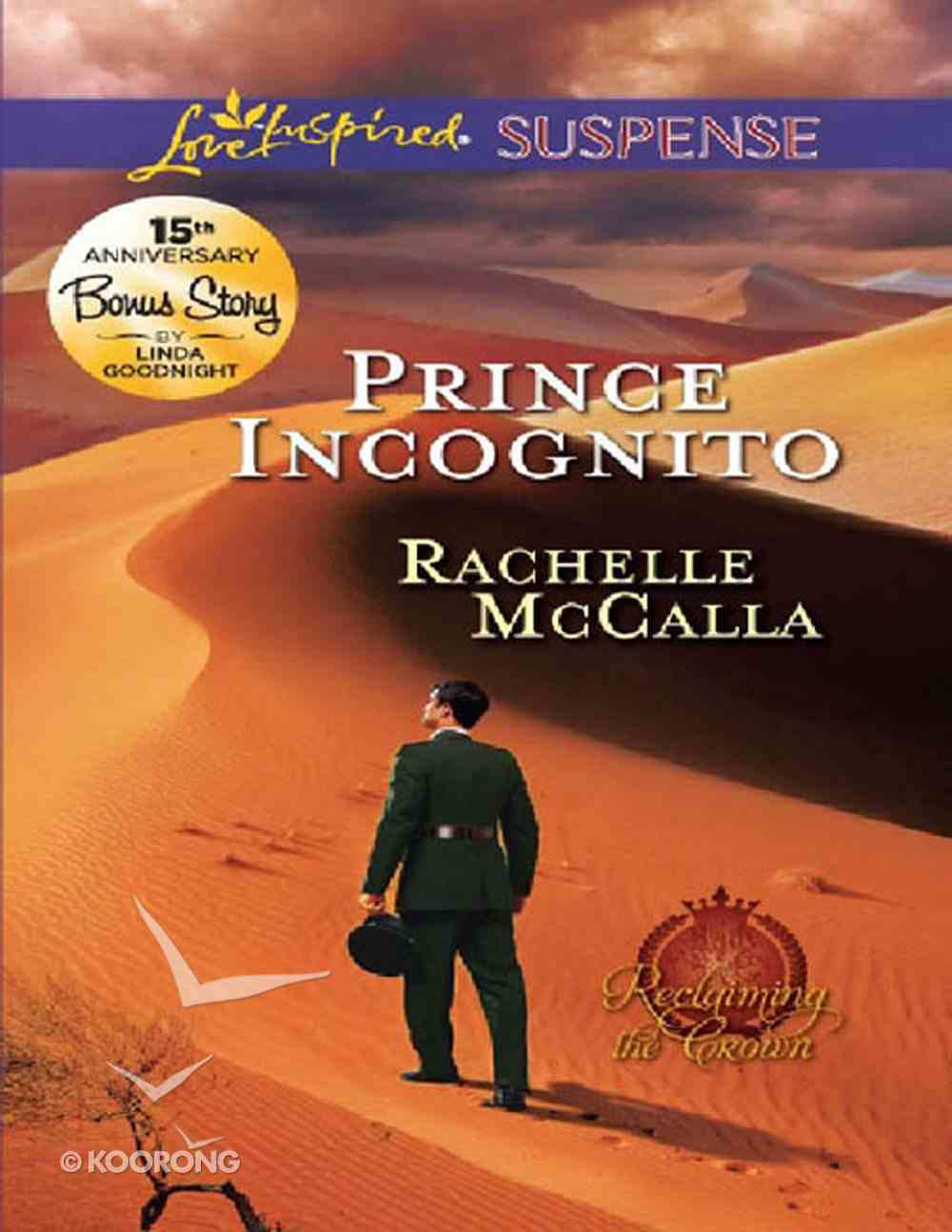 Prince Incognito (Protecting the Crown) (Love Inspired Suspense Series) eBook