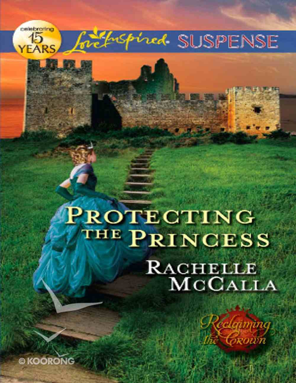 Protecting the Princess (Love Inspired Suspense Series) eBook