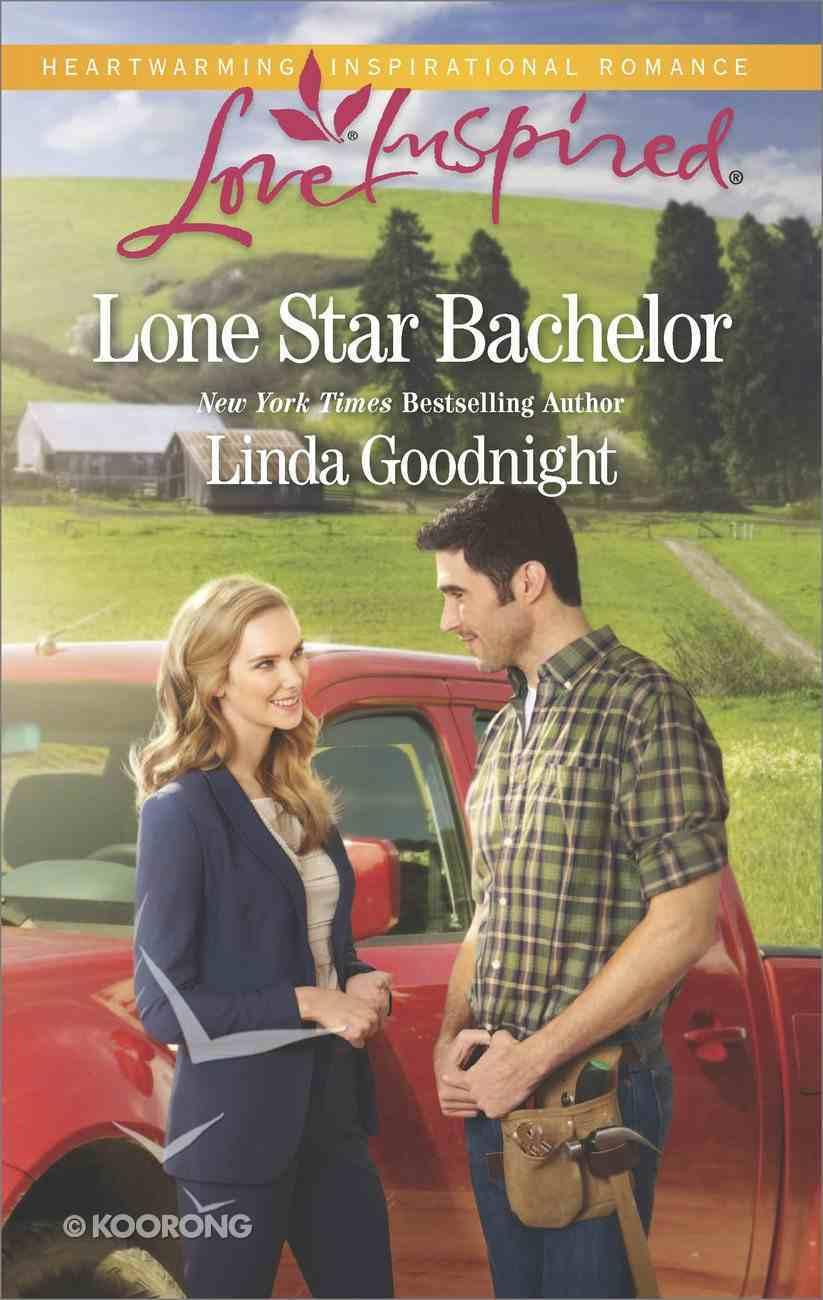Lone Star Bachelor (The Buchanons) (Love Inspired Series) eBook