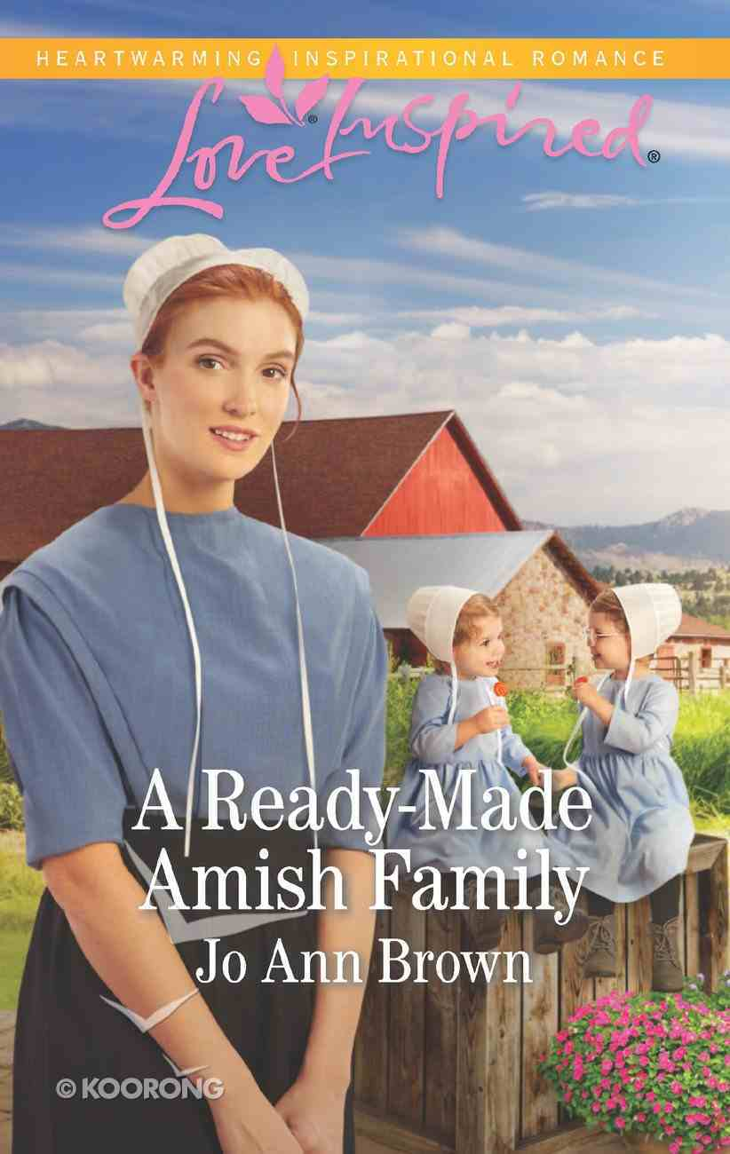 A Ready-Made Amish Family (Amish Hearts) (Love Inspired Series) eBook