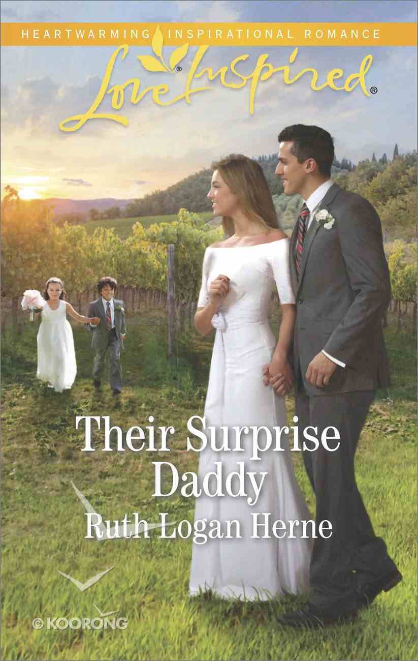 Their Surprise Daddy (Grace Haven) (Love Inspired Series) eBook